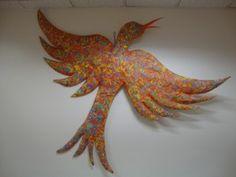 Phoenix House Academy - a Sculpture of the Phoenix
