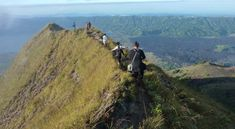 Go explore and be adventurous to the core -- Bali's Up North Trekking