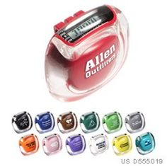 Clearview Pedometer  $3.22/ea
