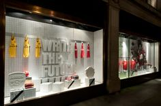 NIKE Retail Interior | Dressing Room, 2010 | Arsenal F.C. vs Manchester United F.C. | by Millington Associates