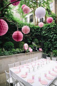 A peak into the pink-tastic celebrations of Scarlett's birthday Screen Shot, 2nd Birthday, Wedding Anniversary, Celebrations, Party Ideas, Mini, Garden, Outdoor, Decor