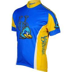Delaware Fightin Blue Hens NCAA Road Cycling Jersey