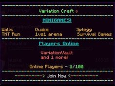 Minecraft Bukkit Plugin - Player Count Message - Holo server list! - http://dancedancenow.com/minecraft-lan-server/minecraft-bukkit-plugin-player-count-message-holo-server-list/