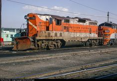 RailPictures.Net Photo: WP 703 Western Pacific EMD GP9 at Stockton, California by Steve Schmollinger