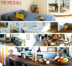 The HoldAll, Stilbaai, inside photo board