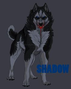 Shadow by sioSIN.deviantart.com on @deviantART
