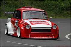 Rc autó karosszéria 1:10 , DDR,RUS Rc cars bodies: Rc Trabant 601 karosszéria 1:10