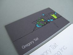 Business Card for architects