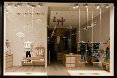 Il Gufo Fashion Week windows 2014, Milan – Italy