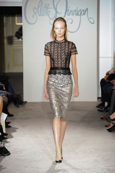 Collette Dinnigan  AUTUMN/WINTER 2013-14  READY-TO-WEAR
