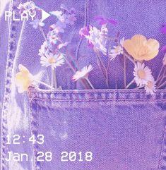 M O O N V E I N S 1 0 1 #vhs #aesthetic #spring #pocket #flowers #buttercup #daisy