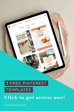 Get 4 free Pinterest design templates in easy to edit Canva format  blogging | blog | social media | Pinterest tips | marketing | strategy | tips | tricks | design workflow | templates | Canva | freebie | free resources | free graphics | downloadable | template What's The Number, Branding Tools, Pinterest Design, First Blog Post, Free Graphics, You Gave Up, Business Card Logo, Free Stuff, Design Templates