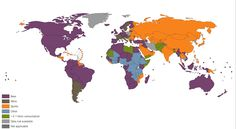 Most Consumed Alcoholic Beverages by Country :Top 25 Informative Maps That You'll Never Forget - My Modern Metropolis