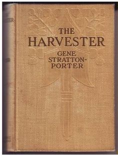 One of Mom's favorites...got me hooked on Gene Stratton-Porter.