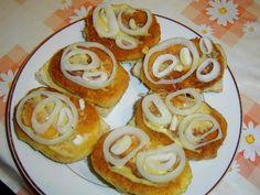 Kdo pamatuje na smaženky, ať zvedne ruku. Czech Recipes, Ethnic Recipes, Crepe Cake, No Salt Recipes, Mille Crepe, Crepes, Ham, Sushi, Sandwiches