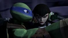 One of my favorite parts of Leo x Karai moments. XD