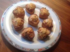 Bert bakte voor Valentijnsdag mijn frambozenhartjes uit Handboek Oven.