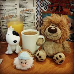 The other breakfast club.  (www.adorableindustries.com) #adorableindustries #breakfast #breakfastclub #saturdaymorning #goodmorning #coffee #juice #orangejuice #sosleepy #earlymonring #early #disney #disneysleepy #dwarf #dog #puppy #plush #plushie #plushies #stuffedanimal #stuffedanimals #stuffedtoy #stuffedtoys #plushtoy #plushtoys #diner #daywithfriends #myfriends #bffs #animallovers #animals #plushlion #lionplush #doggy #pancakes #waffles #pancakehouse #breakfastplace #restaurant…