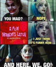 Even super-villains have relationship problems...