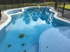 Having a pool sounds awesome especially if you are working with the best backyard pool landscaping ideas there is. How you design a proper backyard with a pool matters. Swimming Pool Mosaics, Swimming Pool House, Swimming Pool Designs, Swimming Pools, Pool Tiles, Backyard Pool Landscaping, Small Backyard Pools, Pool Decks, Backyard Waterfalls