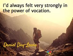Power of Vocation