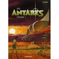 Antarès, Tome 1 : Episode 1