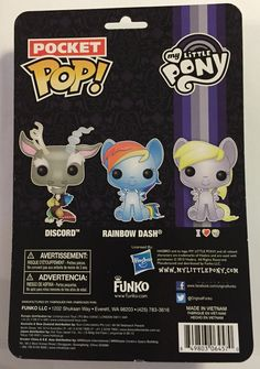 Pocket POPs Spotted in New Packaging