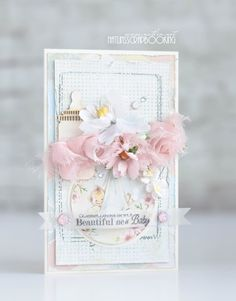 Craft and You Design: For a new baby / Dla maluszka