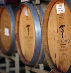 Kokomo Winery...Indiana boy made California wine maker. Love this winery in Dry Creek Valley (Sonoma)