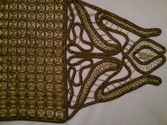 Point Lace, Hand Embroidery, Diy And Crafts, Beads, Knitting, Crochet, Pattern, Angeles, Beading