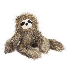 Jellycat Cyril Sloth Stuffed Animal