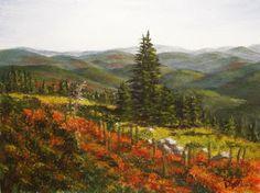 Ateliér Kika: Mountain view