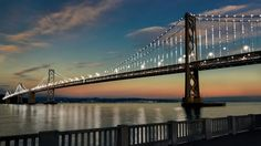 The Bay Lights project on the San Francisco Bay Bridge is the world's largest…