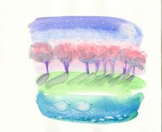 Magical Moonlight by Deborah Mores Art