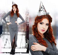 Make Way For Bubbleroom Dress, Anna Xi Shoes - HAPPY NEW YEAR EVERYONE!! - Ebba Zingmark