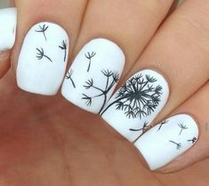 30 Ideas of cute nails never seen before
