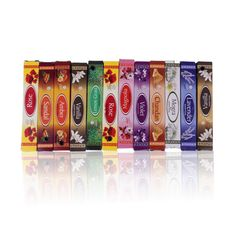 Fashion Mix 10 Indian Incense Sticks Aromatherapy Aroma Perfume Fragrance Fresh Air bedroom Bathroom accessories Beauty & Health