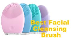 Best Facial Cleansing Brush – Foreo Luna 2