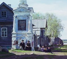 The pioneering color photographer Sergey Prokudin-Gorskii was born in Kirzhachsky District, Vladimir Oblast, Russia in 1863. His parents were of Russian nobility with a long military history. The family moved to St. Petersburg, where Prokudin-Gorskii began his studies in chemistry. He was also interested in the arts, and enrolled for studies in painting.  Prokudin-Gorskii's interest in chemistry and art fused with the study and practice of photography. By 1905, he had formulated a plan to...