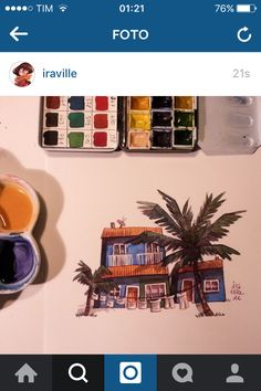 @iraville - watercolor