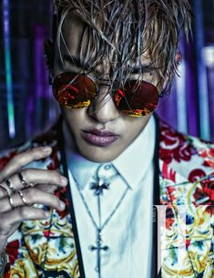 ♥ k magazines ♥ — W Korea July 2015