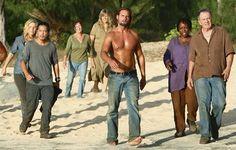 LOST-Shirtless Sawyer episodes were always the best!