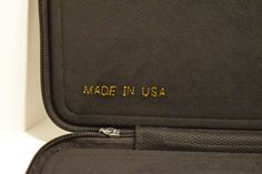 Hand made in the USA. Carbon Fiber, Laptop Sleeves, Michael Kors Jet Set, Macbook, How To Make, Bags, Design, Handbags, Notebook Covers