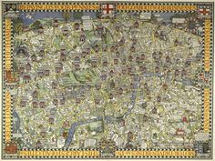 Mapping the Road to Modern Art