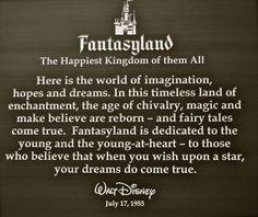 Disney. Fantasyland <3