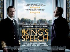 Lesson Plans over the Academy Award-Winning film The King's Speech