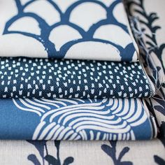 Clay McLaurin Studio Fabric - Available at Studio Four NYC