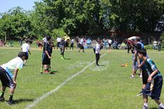 Our #MVP360 #Philadelphia #Soul #Flag #Football team spent the last day getting ready for MVP360's #Friends and #Family #Flag #Football #Tournament at #Lincoln #financial #field!  They even got a chance to scrimmage another torunament team, La Liga Del Barrio! https://www.mvp360.org/