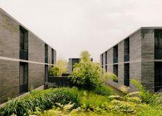 Xixi Wetland Estate por David Chipperfield Architects.