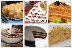 МАСТЕР ШЕФ...: ТОП-6 РЕЦЕПТОВ САМЫХ ПОПУЛЯРНЫХ ТОРТОВ Все торты г...